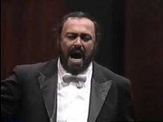 Pavarotti- Tosca- Recondita Armonia