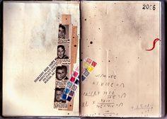 collage by spoudastis on DeviantArt Art Journal Inspiration, Design Inspiration, Cool Journals, Art Journals, Artist Journal, Collage Art, Collages, Quick Sketch, Types Of Art