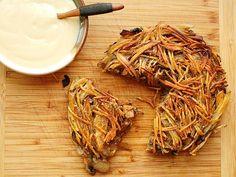 Crispy Potato, Onion, and Mushroom Rösti Recipe | Serious Eats
