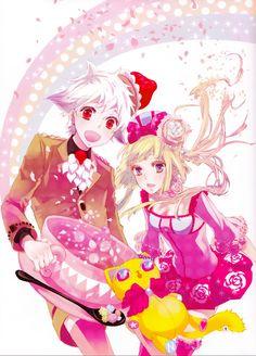 Tsukumo & Nai
