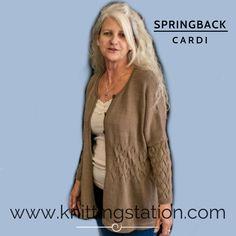 Knitting Pattern Cardigans, Sweaters, Knitting Patterns, Fashion, Knitting Stitches, Knit Patterns, Fashion Styles, Sweater, Moda