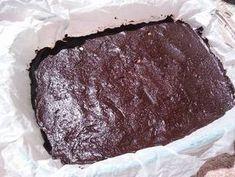 Paleo brownie (glutén- és cukormentes - low carb; IR-barát) recept lépés 4 foto Paleo Brownies, Low Carb, Gluten, Beef, Desserts, Food, Meat, Tailgate Desserts, Deserts