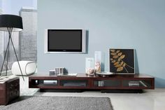 Wall color with cherry furniture
