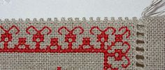 Pas à pas - Mini sac à… - Confection d'une… - L'Art Postal - Mamilou - Le plaisir de creer et de partager Finish edge of linen.
