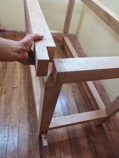 Como Hacer Una Mesa De Carpintero Desarmable Bienvenidos:  http://madera-fina.blogspot.com/2015/02/como-hacer-una-mesa-de-carpinter...