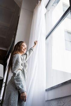 Dodejte záclonám původní vzhled díky správnému postupu při jejich praní - Svět kreativity