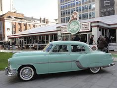 1950's Cars by martin orme, via Flickr