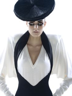 Couture Hair by Olivier Chomienne