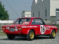 Lancia Fulvia Coupe HF
