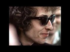 Bob Dylan - Angel Flying Too Close To The Ground - YouTube