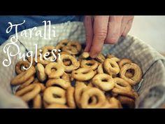 Taralli Pugliesi friabili |Ricetta perfetta della nonna con olio e vino bianco - YouTube