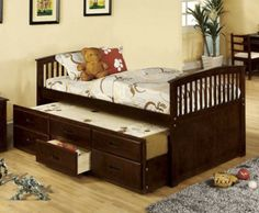 1000 images about camas on pinterest mesas toddler bed for Cama individual o matrimonial