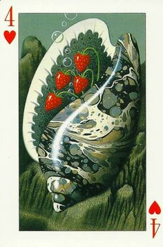 Four of Hearts: The Key to the Kingdom - by Tony Meeuwissen