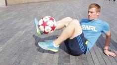 Unbelievable soccer tricks