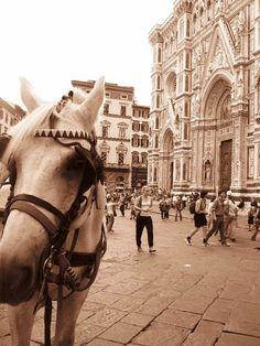 Florence, #Italy - Basilica di Santa Maria del Fiore #travel