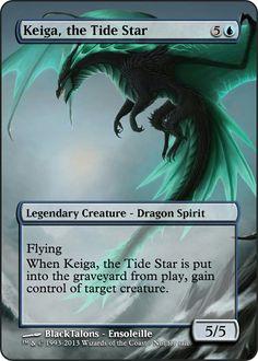 MTG - Keiga, The Tide Star