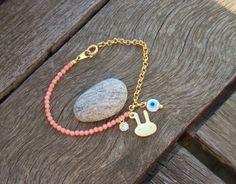 Evil Eye Beaded Bracelet For Girls - Childrens Jewelry