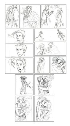 All Along by *burdge-bug on deviantART REUNION! <3 <3 (as I haven't actually read the Mark of Athena yet, I really shouldn't see these pictures, but gaaaaah)