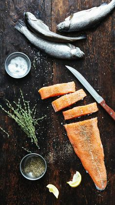 Because We Want To Gain All The Benefits We Can From Fish, Were Rounding Up Four Of Our Favorite Healthy Fish Recipes. On the off chance that Youre Worried About Getting Fish Fatigue, Dont Worry Each Dish Offers Something Different. Fish Recipes, Healthy Recipes, Seafood Recipes, Healthy Food, Game Recipes, Yummy Recipes, Yummy Food, Best Superfoods