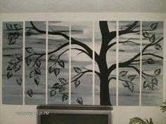 Original Painting Modern Abstract Canvas Wall Art Decor Artist JL #Abstract #Tree #Landscape #Modern #Canvas #Multi #Painting #Original #Art #Colorful #Ebay #JeremyLettington #ArtistLettington Copyright, Please do not copy.