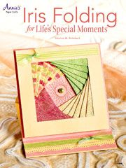 Card Making Books - Iris Folding for Life's Special Moments