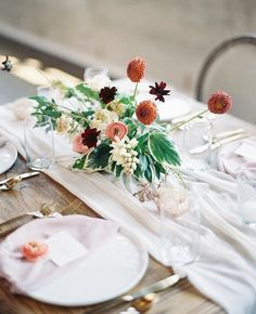 Abstract centrepiece