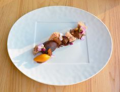 in the kitchen x chocolate, chestnut, and butternut squash