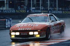 Toyota Supra ETCC (A70) '1987