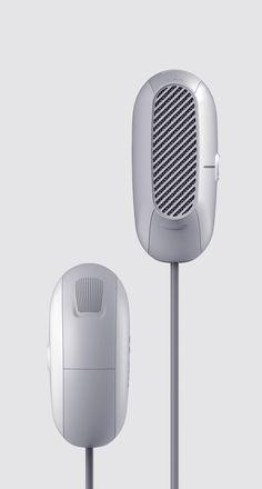 Industrial Design Trends and Inspiration - leManoosh Id Design, Design Blog, Modern Design, Design Trends, Form Design, Electric Car Charger, Design Reference, Hair Dryer, Industrial Design