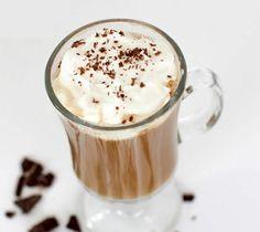 winter wedding drinks coffee kahlua