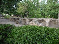 TOLEDO. Circo Romano.  -Toledo (Guía Cultural para descubrirlo) - Recorrido por 49 lugares muy interesantes...