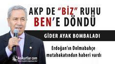 Erdoğan'ın Dolmabahçe mutabakatından haberi vardı