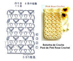 Αποτέλεσμα εικόνας για Croché e tricô - Esquemas, ensinamentos