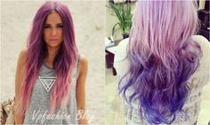 lazy and trend red ombre hairstyles in summer 2013