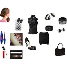 """""""suit an bow tie"""" by mercedesandhoss on Polyvore"""