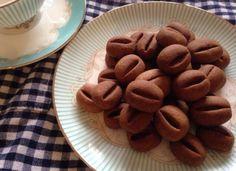 coffee bean cooky