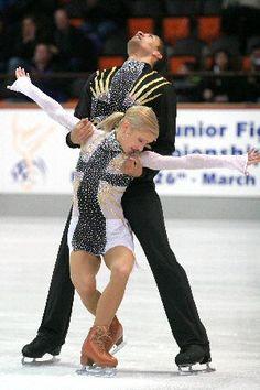 Gold für Salkowy/Savchenko!