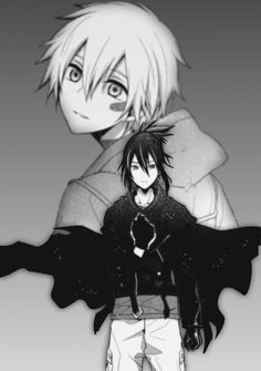 Nezumi and Shion