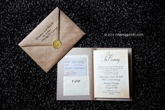book theme | wedding invitations