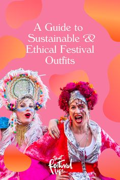 5 easy steps to lessen the impact of your wardrobe on people & the planet. We Are Festival, Festival Wear, Festival Outfits, Festival Fashion, Fancy Dress, Dress Up, Make Your Own Clothes, Charity Shop, Silk Kimono