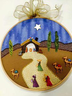 Christmas Jesus, Christmas Nativity Scene, Christmas Villages, Christmas Snowman, Christmas Crafts, Christmas Decorations, Christmas Ornaments, Felt Crafts, Diy And Crafts