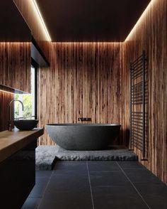 8 Smashing Hacks: Modern Minimalist Interior Decoration minimalist home decoration wall art.Dark Minimalist Interior Floors minimalist home plans japanese style. Bad Inspiration, Bathroom Inspiration, Interior Design Inspiration, Bathroom Ideas, Bathroom Taps, Design Ideas, Bathroom Black, Bathroom Lighting, Interior Ideas
