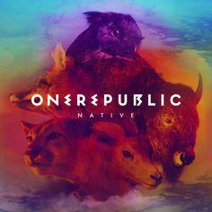 album cover art: onerepublic - native [03/2013]