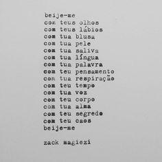 Beije-me  #zackmagiezi