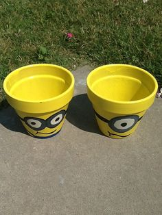 Hey, I found this really awesome Etsy listing at http://www.etsy.com/listing/162789217/despicable-me-planters