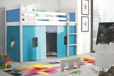 Dreier Etagenbett Erwachsene : Etagenbett doppelstockbett online kaufen stockbett otto