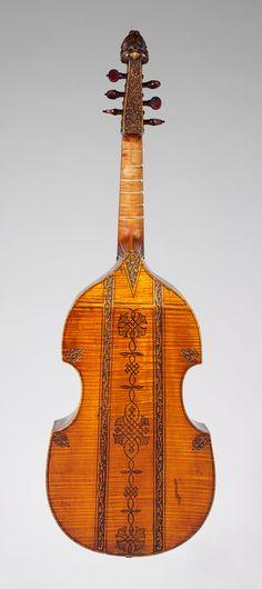 Richard Meares: Bass viol (1982.324) | Heilbrunn Timeline of Art History | The Metropolitan Museum of Art