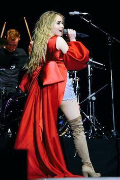 Sabrina Carpenter - Performing at O2 Arena in London 5/13/17