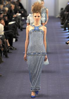 Fashion Show: Chanel Haute Couture Spring Summer 2012 (2).