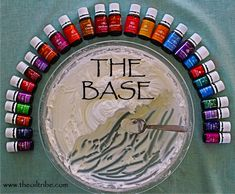 The Base - generic diy base for natural beauty and remedy lotions/creams.  just add essential oil of choice